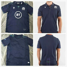 2019-20 Scotland Rugby Jersey short sleeves Man T shirt