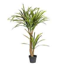 Large 120cm Artificial Yucca Plant High Quality Fake Palm Exotic Trees Plants