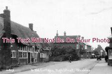 BU 302 - Ye Old Cottages, High Street, Stewkley, Buckinghamshire - 6x4 Photo
