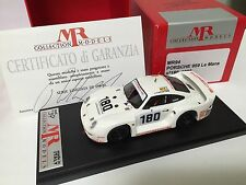 1/43 factory built MR Italy Porsche 959 Lemans #180 amr bbr make up bosica