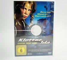 Kletter Ida - Catch That Girl   DVD Film 2009   sehr guter Zustand