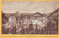 BR42998 Vue generale du Monastere de la Trappe et de la chocolaterie de N france