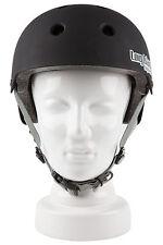 Long Island Skate Helm (black) L/XL = 59 - 62 cm Gewicht: 488 g - Austausch-Pads