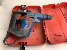 Hilti Te 5 Rotary Concrete Hammer Drill 120v Corded Twist Lock Plug With Case