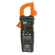 Klein Tools CL800 Digital Clamp Meter AC/DC Auto-Ranging 22383