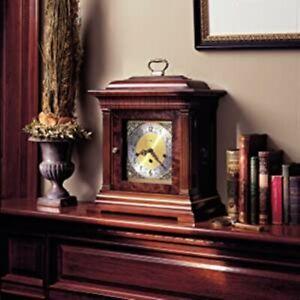 Howard Miller Thomas Tompion 612-436 612436 Triple Chime Mantel Clock