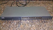Smc G524C 10/100/1000 Gigabit 24 port Ethernet Ezswitch (#217)