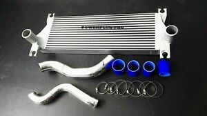 Upgraded Intercooler and Piping Kit for Ford Ranger PX and Mazda BT50  2012+