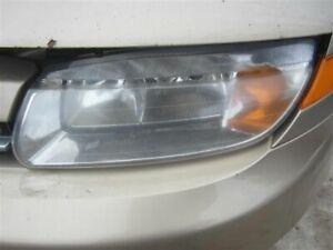 Driver Left Headlight Fits 00-02 SATURN L SERIES 149185