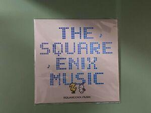 THE SQUARE ENIX MUSIC CD 8 TRACCE SOUNDTRACK FINAL FANTASY DISCO ESCLUSIVO