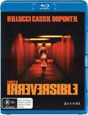 IRREVERSIBLE (Vincent Cassell) - BLU RAY - Sealed Region B
