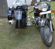The Royal Retro Model Sidecar for Honda Kawasaki  Yamaha Harley royal enfield