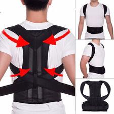 Correcteur Posture Dorsale Soutien Orthopédique Néoprène Dos Épaule Correcteur