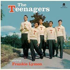 The Teenagers - Featuring Frankie Lymon [New Vinyl] 180 Gram, Digital Download,