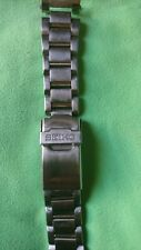 SEIKO Bracelet En Acier massif Inoxydable 20 mm