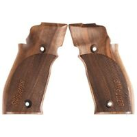 SIG SAUER X5 DELUXE WALNUT GRIPS SINGLE ACTION ONLY SIG1202947