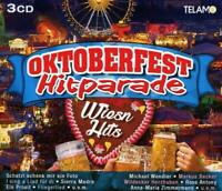 OKTOBERFEST HITPARADE-WIESN HITS  3 CD NEU