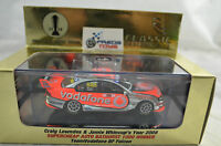 1:43 2008 BATHURST WINNER #888 Lowndes/Whincup Team Vodafone BF Ford Falcon