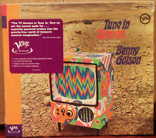 VERVE CD: Benny Golson - Tune In, Turn on Hippest Commercials of the 60s, SEALED