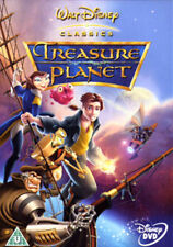 TREASURE PLANET WALT DISNEY CLASSICS No 42 UK REGION 2 DVD L NEW