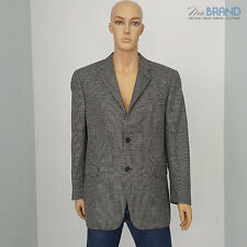 Cappotti e giacche da uomo neri Burberry  0e23fab92c6