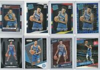 MARKELLE FULTZ LOT (45) EITH 2017-18 RC'S PRIZM OPTIC COLORS INSERTS