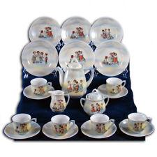 German Childrens Tea Set - Complete 23-piece Set - 1910