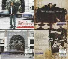 2 CDs, David Roberts - Better Late Than Never + The Missing Years (+2), Lim. Ed.