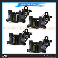 00-02 Fits Hyundai Accent 1.5L Denso Direct Ignition Coil 4pcs OEM 27301-22600