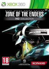 Zone of the Enders HD Collection (ZoE) Xbox  360  nuovo!!!
