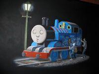 A4 BANKSY ART PHOTO PRINT FOR 99P (THOMAS)