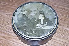 Vintage 1930 Collector Food Tin Canco Gene Carroll Glenn Rowell Litho Lithograph