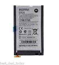 OEM MOTOROLA REPLACEMENT BATTERY EB20 SNN5899A EB-20 FOR DROID RAZR XT910 XT912