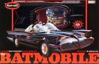 Polar Lights Snap 1966 TV Batmobile 1/25 plastic model kit new 824