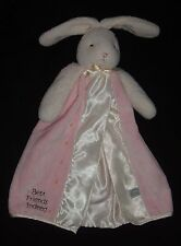 Bunnies By The Bay Security Blanket Pink Bunny Friends