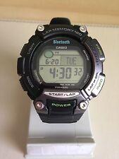 Casio STB-1000-1EF Bluetooth Chronograph Quartz Sports Watch.
