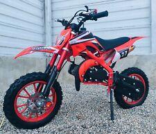 Mini moto Cross bambini  50cc  Scontata minimoto minicross miniquad benzina atv