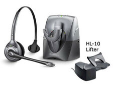 Plantronics CS351N 1.9 GHz Cordless Headset W / HL10 Remote Handset Lifter