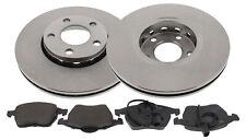 For Audi A4 A6 4B C5 VW Passat 3B2 Pair Of Front Brake Discs + Pads Set 288mm