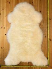Irish Sheepskin Rug Undyed 6 of 8