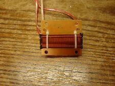 2 x spare speaker crossovers Inductor only