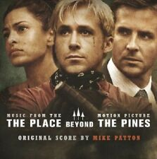 MIKE PATTON - THE PLACE BEYOND THE PINES  CD  17 TRACKS SOUNDTRACK  NEU