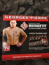George St. Pierre Rushfit 8 Week Training Camp Ultimate Home Fitness Complete