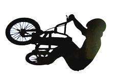 BMX Pegatina de vinilo Coche Decal/