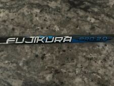 Fujikura Pro 2.0 Reg 50g Graphite Fairway Wood Shaft adjustable PXG attachment