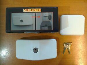 Milenco Caravan Motorhome Anti-Theft Security Door Lock 2042