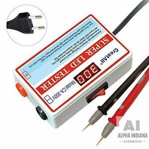 Testeur de Rétroéclairage LED LCD TV Bande Sortie Outil de Réparation Neuf FR