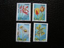 FRANCE - timbre yvert/tellier preoblitere n° 253 a 256 n** MNH (A38) (Z)