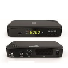Opticum HD AX 150 HDTV Satellite Receiver DVB-S2 1080P 12-230V Camping USB 2.0