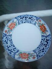 Japanese Imari Porcelain Plate Handpainted